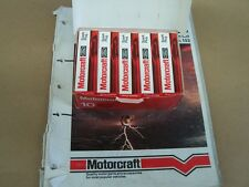 Special Sale Price  Vintage Motorcraft BRF32 Spark Plugs - early Fords 60s/70s