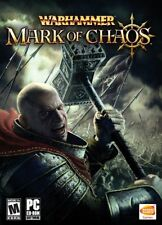 Warhammer - Mark of Chaos - (PC DVD - 2006) RRP £45.99.