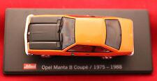 Schuco /Dtsch. Auto-Klassiker /Opel Manta B Coupe/ 1975-1988/ 1:43 / 14+/OVP