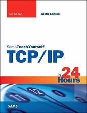TCP/IP in 24 Hours, Sams Teach Yourself (6th Edition), Casad, Joe, Good Book