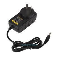 AC 110V-240V Converter DC 3.5mm x 1.35mm 12V 1A 1000mA Power Supply Cord Adapter