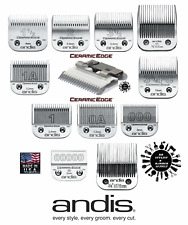 Andis CeramicEdge DETACHABLE BLADE*Fit Excel,Supra,BGR,BGRC,Many Oster CLIPPERS