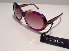 BNWT 100% Auth FURLA, Ladies Luxury Cassia Sunglasses. RRP £430.00