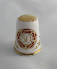 Spode China/Porcelain China Collectable Sewing Thimbles