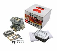 Weber Carb Kit 32/36 DGEV Electric Choke For Subaru 76-89 1600/1800 OHV EA71/81