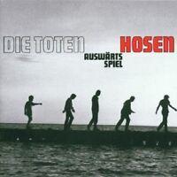 DIE TOTEN HOSEN - AUSWÄRTSSPIEL CD ROCK 18 TRACKS NEU