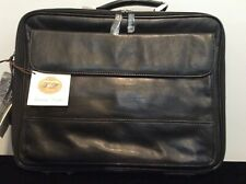 Tuscany Leather Laptop Briefcase Made in Italy - New With Tags
