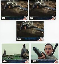 2016 Topps Star Wars Force Awaken Series 2 Mini-Master Set 371 Cards 101 & 102