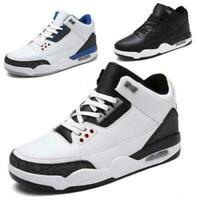 Mens Basketball Sneaker Skate Shoes Performance Athletic New Big Size Fashion