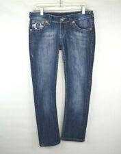 True Religion Jeans 28 Skinny Stretch Dark Wash