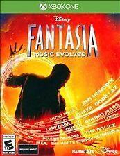 Fantasia: Music Evolved (Microsoft Xbox One, 2014) w/ 3 Free Songs Free Ship
