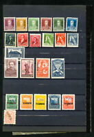 Argentina Early Specimen Collection of 21 Stamps
