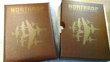 Northrop - An Aeronautical History    John K. Northrop    Slipcase Edition