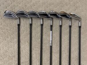 Cobra King F7 One Length iron set (5 to GW)