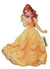 Belle - Die Schöne und das Biest - Disney - Aufnäher Aufbügler Patch - Neu #9112