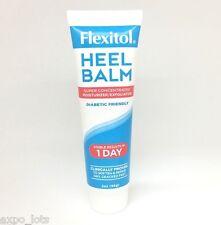 Flexitol Heel Balm Moisturizer & Exfoliator Diabetic Friendly 2 oz