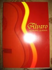 Alvaro Spanish Guitars catalog