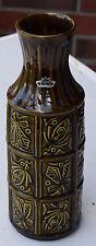 Bay Bodo Mans 74-30 Design Keramik Vase WGP Artpottery 60s Midcentury Vintage
