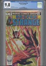 Doctor Strange #58 CGC 9.8 1983 Marvel Comic Roger Stern Story: New Frame
