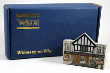 WADE PICTURE PALACE .WHIMSEY-ON-WHY SET 4, WITH BOX