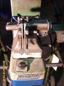 Butt Welder Schlatter Model S-2.5