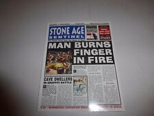Stone Age Sentinel (Newspaper Histories) by Fergus Fleming PB 1998 London B284