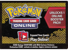 20 Next Destinies Codes Pokemon TCG Online Booster Pack - Emailed FAST!