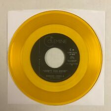 "DURAND JONES & INDICATIONS Don't You Know ORANGE 7"" NEW Colemine Records 2019"