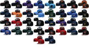 NEW ERA NFL 9Fifty Embroidered Snapback Adjust Baseball Hats Choose Your Team!
