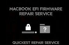 APPLE EFI iCloud Removal MacBook Pro Air iMac Mini 100% Removal