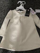 Baby Girl Guess Jumper Dress 2pcs Set 6-9 Months