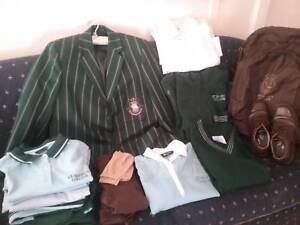 Complete Package SMC Senior School Uniform - AS NEW CONDITION!!