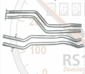 MSD & VSD ERSATZROHRE FÜR BMW E46 320i 325i 330i ab 08/2000 > NEU <