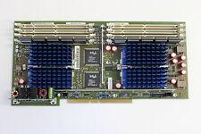 INTEL 645524-305 DUAL PENTIUMPRO CPU BOARD MEMORY BOARD 658544-004  W/WARRANTY