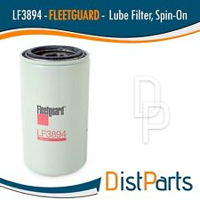 LF3894 Fleetguard Lube Filter, Spin-On (Pack of 2)