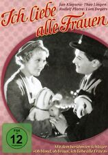 ICH LIEBE ALLE FRAUEN (THEO LINGEN, RUDOLF PLATTE, LIEN DEVERS, ...)  DVD NEU