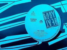 12'' SINGLE/DAMIAN DAVEY-I'M A MAN