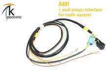 AUDI A4 8K B8 AMI audi music interface Radio Concert / Symphony Kabelsatz 12171