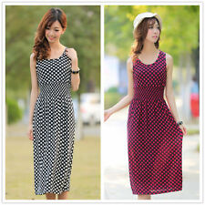 Unbranded Party/Cocktail Polka Dot Dresses for Women