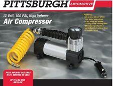 Brand New 12 Volt, 100 PSI High Volume Air Compressor
