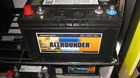 12v  MRV70 ALLROUNDER DEEP CYCLE & STARTING BATTERY 105 amp hour 760cca NEW