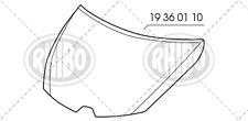 COFANO RENAULT CLIO IV 2012-2016 COME ORIGINALE 19360110 651009833R