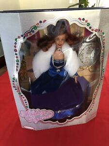 HOLIDAY ELEGANCE BARBIE NEW IN BOX JAKKS PACIFIC 2000