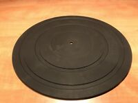 Sony PS-T2 OEM Stereo Turntable Rubber Mat - Very Nice Condition