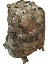 TAS 1198 MILITARY RECON BACKPACK MULTICAM 40L + FREE!! 2LT WIDE MOUTH BLADDER