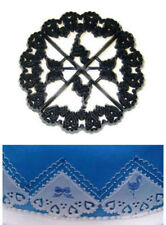 Broderie Anglaise Circles Patchwork Cutters Set B FAST NEXT DAY DESPATCH