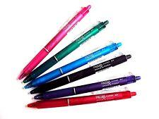 PILOT Tintenroller FRIXION ball CLICKER   0,7  Verschiedene Schriftfarben