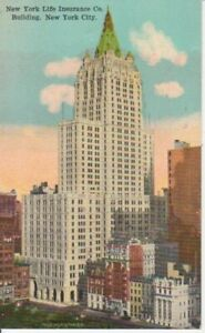 New York Life Insurance Company Building ngl 204.510