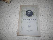 1924.Pierre Curie.Marie Curie