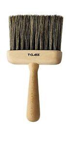 Harris T-Class Dusting Brush Grey Bristle Dust Brush BRITISH MADE